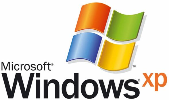 WindowsXPのブランドロゴ